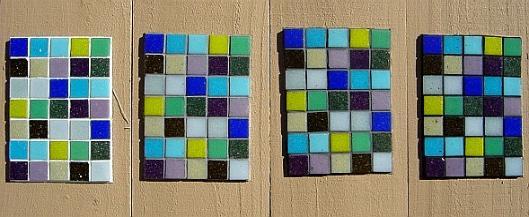Choosing Grout Colour Mosaic Mad
